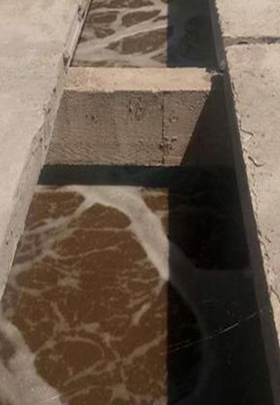 豆制品曝气池污水处理