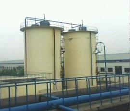 鲁洲生物科技有限公司河南分公司厌氧改造